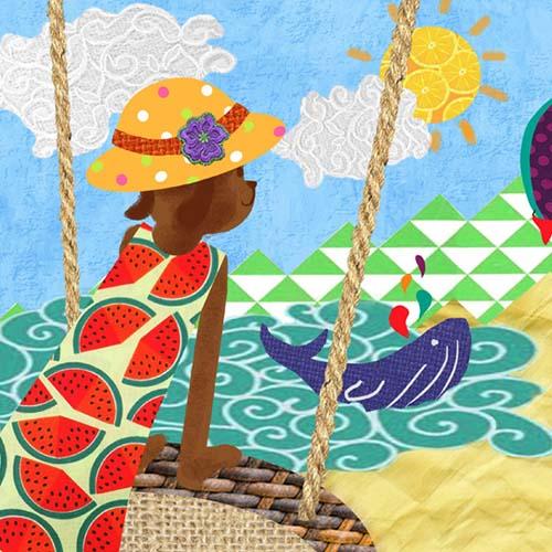 Ecole Illustration Paris - Planche Chloe R - Ecole Jean Trubert