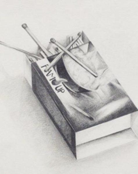 Ecole illustration jeunesse Paris - Dessin Floriane G - Ec