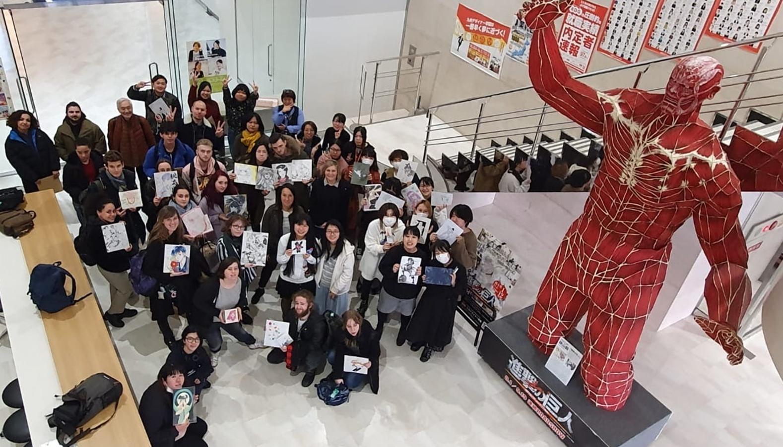 Ecole de Manga, BD, Storyboard Paris - Ecole supérieure de dessin Jean Trubert